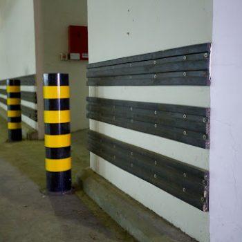 Wall guard